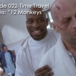 Bruce Willis in 12 Monkeys